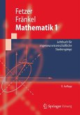 Mathematik 1 (eBook, PDF)