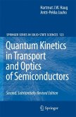Quantum Kinetics in Transport and Optics of Semiconductors (eBook, PDF)