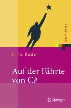 Auf der Fährte von C# (eBook, PDF) - Roden, Golo