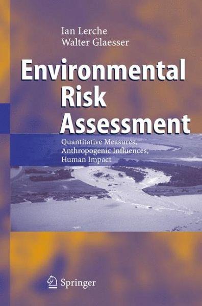 Environmental Risk Assessment (eBook, PDF) von Ian Lerche ...
