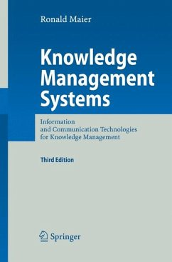 Knowledge Management Systems (eBook, PDF) - Maier, Ronald