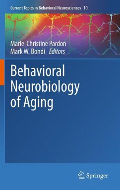 Behavioral Neurobiology of Aging (eBook, PDF)