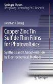 Copper Zinc Tin Sulfide Thin Films for Photovoltaics (eBook, PDF)