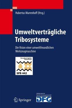 Umweltverträgliche Tribosysteme (eBook, PDF)