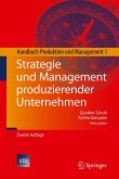 Strategie und Management produzierender Unternehmen (eBook, PDF)