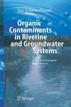 Organic Contaminants in Riverine and Groundwater Systems (eBook, PDF) - Schwarzbauer, Jan