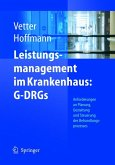 Leistungsmanagement im Krankenhaus: G-DRGs (eBook, PDF)