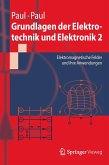 Grundlagen der Elektrotechnik und Elektronik 2 (eBook, PDF)