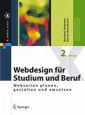 Webdesign für Studium und Beruf (eBook, PDF)