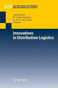 Innovations in Distribution Logistics (eBook, PDF)