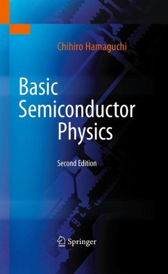 Basic Semiconductor Physics (eBook, PDF) - Hamaguchi, Chihiro