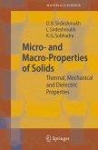 Micro- and Macro-Properties of Solids (eBook, PDF)