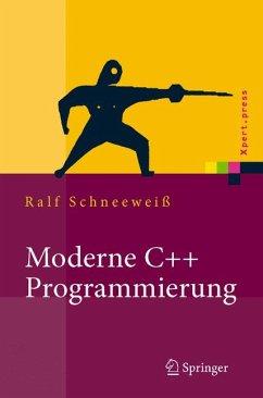 Moderne C++ Programmierung (eBook, PDF)