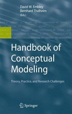Handbook of Conceptual Modeling (eBook, PDF)