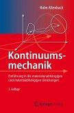 Kontinuumsmechanik (eBook, PDF)