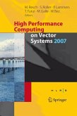 High Performance Computing on Vector Systems 2007 (eBook, PDF)