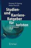 Studien- und Karriere-Ratgeber für Juristen (eBook, PDF)