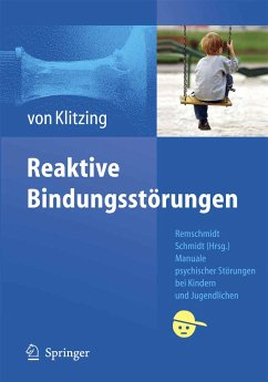 Reaktive Bindungsstörungen (eBook, PDF) - Klitzing, Klaus