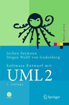Software-Entwurf mit UML 2 (eBook, PDF) - Seemann, Jochen; Wolff von Gudenberg, Jürgen