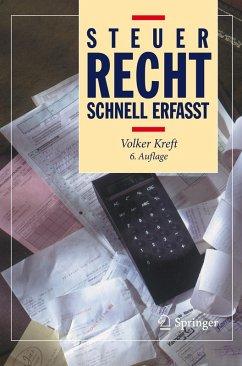 Steuerrecht (eBook, PDF) - Kreft, Volker