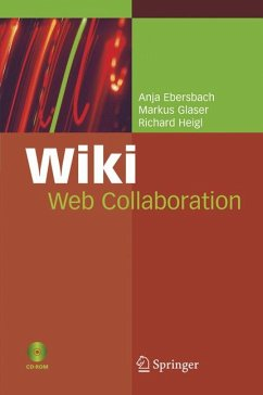 Wiki (eBook, PDF) - Ebersbach, Anja; Glaser, Markus; Heigl, Richard