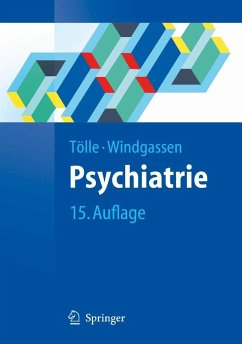 Psychiatrie (eBook, PDF) - Tölle, Rainer; Windgassen, Klaus