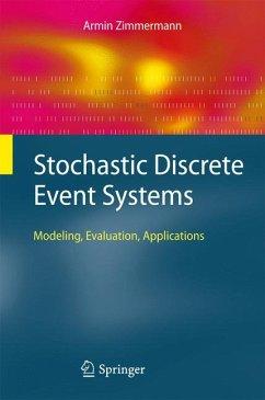 Stochastic Discrete Event Systems (eBook, PDF) - Zimmermann, Armin