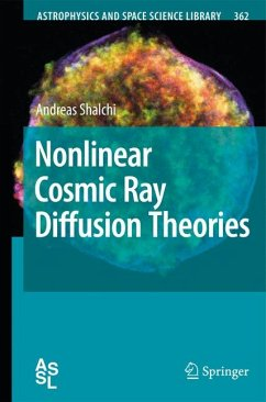 Nonlinear Cosmic Ray Diffusion Theories (eBook, PDF) - Shalchi, Andreas