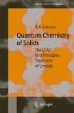 Quantum Chemistry of Solids (eBook, PDF)