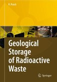 Geological Storage of Highly Radioactive Waste (eBook, PDF)