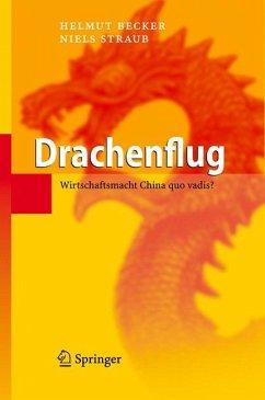 Drachenflug (eBook, PDF) - Becker, Helmut; Straub, Niels