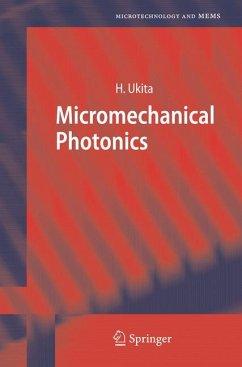 Micromechanical Photonics (eBook, PDF) - Ukita, Hiroo