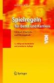 Spielregeln für Beruf und Karriere (eBook, PDF)