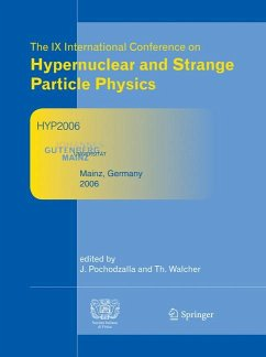Proceedings of The IX International Conference on Hypernuclear and Strange Particle Physics (eBook, PDF)