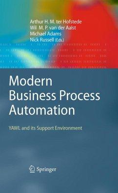 Modern Business Process Automation (eBook, PDF)