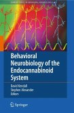 Behavioral Neurobiology of the Endocannabinoid System (eBook, PDF)