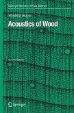 Acoustics of Wood (eBook, PDF)