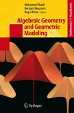 Algebraic Geometry and Geometric Modeling (eBook, PDF)
