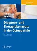 Diagnose- und Therapiekonzepte in der Osteopathie (eBook, PDF)