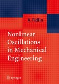 Nonlinear Oscillations in Mechanical Engineering (eBook, PDF)