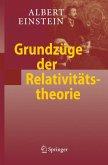 Grundzüge der Relativitätstheorie (eBook, PDF)