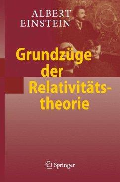 Grundzüge der Relativitätstheorie (eBook, PDF) - Einstein, Albert