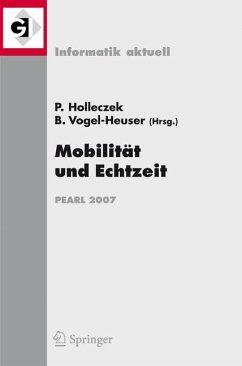 Mobilität und Echtzeit (eBook, PDF)