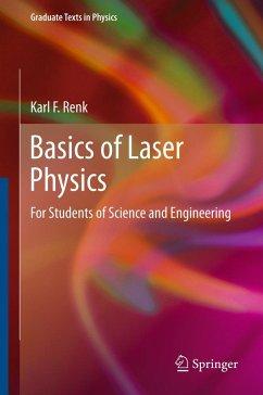 Basics of Laser Physics (eBook, PDF) - Renk, Karl F.