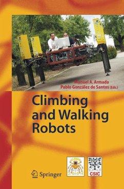 Climbing and Walking Robots (eBook, PDF) - deGonzález Santos, Pablo; Armada, Manuel A.