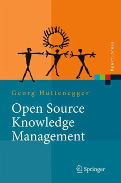 Open Source Knowledge Management (eBook, PDF) - Hüttenegger, Georg