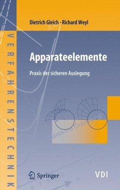 Apparateelemente (eBook, PDF) - Weyl, Richard; Gleich, Dietrich