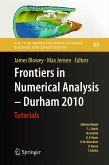 Frontiers in Numerical Analysis - Durham 2010 (eBook, PDF)