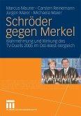 Schröder gegen Merkel (eBook, PDF)