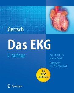 Das EKG (eBook, PDF) - Gertsch, Marc